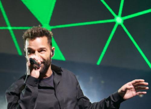 Ricky Martin Had Skin Struggles As A Teen