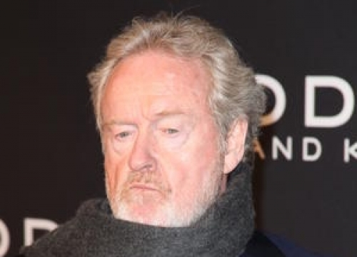 Ridley Scott Receives Honorary Degree