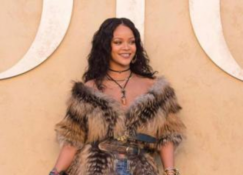 Rihanna Supports Young Designers With 'Clever Perspective'