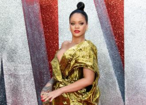 Rihanna Was Bridesmaid For Best Friend