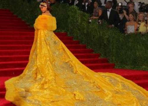 Guo Pei worried RIhanna couldn't 'handle' her Met Gala dress
