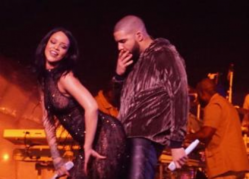 Rihanna And Drake Are Breaking Bad Fans
