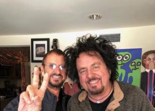 Ringo Starr Working On New Album