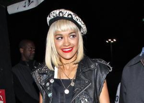 Rita Ora Says It's Harder For Females To Succeed In Music