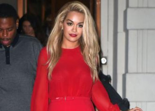 Rita Ora Is 'Grateful' To Chris Brown