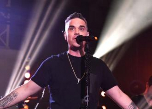 Robbie Williams Is 'Delighted' To Perform At The 2017 Brit Awards