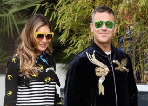 Robbie Williams And Ayda Field To Expand Family?