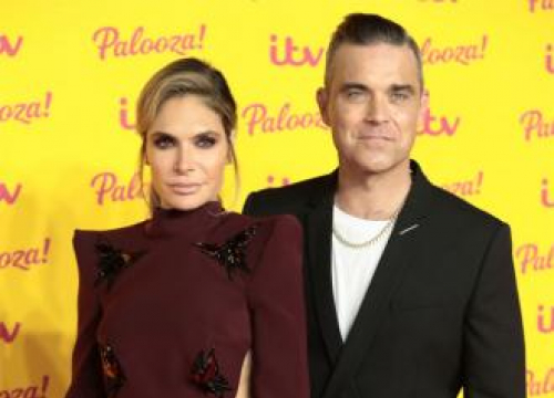 Ayda Field Says Robbie Williams Dumped Her Many Times Before Their Wedding
