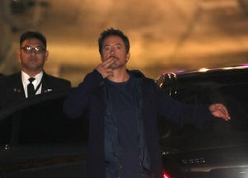 Robert Downey, Jr.: 'I Shipped My Home For The Cats'