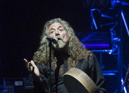 Robert Plant To Perform At Lampedusa Charity Concert Tour