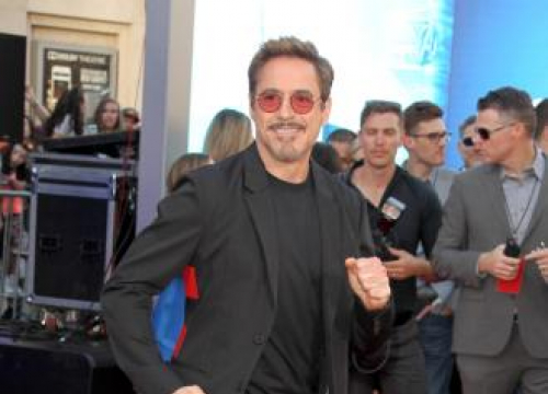 Robert Downey Jr Says Being Iron Man Is Like 'Being A Trust Fund Kid'