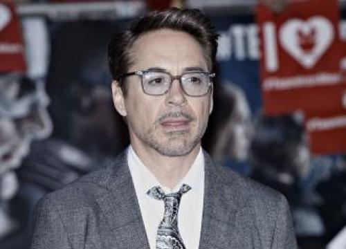 Robert Downey Jr. Creatively Satisfied Playing Iron Man