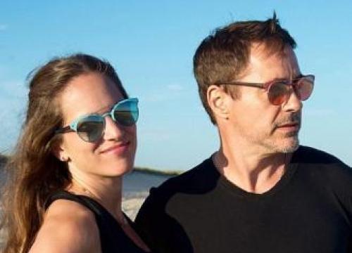 Robert Downey Jr Celebrates 10th Wedding Anniversary