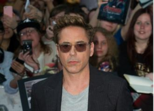 Robert Downey Jr.'s fans boost his ego