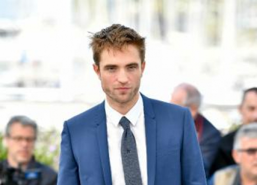 Robert Pattinson's Less Stressful Life