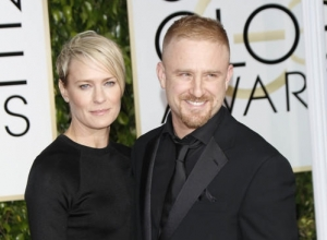 "Robin Wright Opens Up About Relationship With Ben Foster: ""I've Never Been Happier In My Life"""