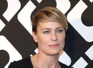 """House Of Cards'"" Robin Wright And Ben Foster Announce Engagement"