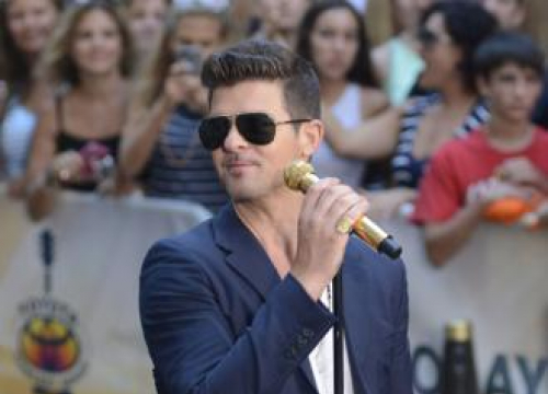Robin Thicke: My Dad's Death Rattled My Soul