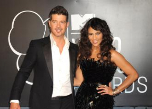 Robin Thicke And Paula Patton Reach Custody Agreement