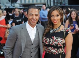 Rochelle Humes wants Marvin to become fashion designer