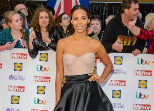 Rochelle Humes Wouldn't Let Her Daughter Join A Pop Group