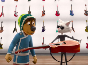 Rock Dog - Trailer