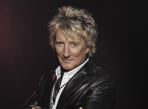 Rod Stewart Introduces His Latest Baby, New Album 'Another Country'