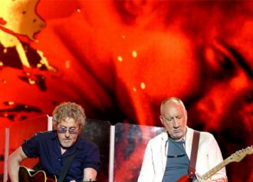 Roger Daltrey: The Who's Next Album Is Best Since Quadrophenia