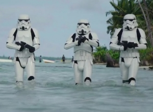 Rogue One: A Star Wars Story - Behind The Scenes Footage and Cast Interviews Trailer