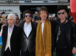 Rolling Stones Score Their First UK Number One Album In Over 20 Years