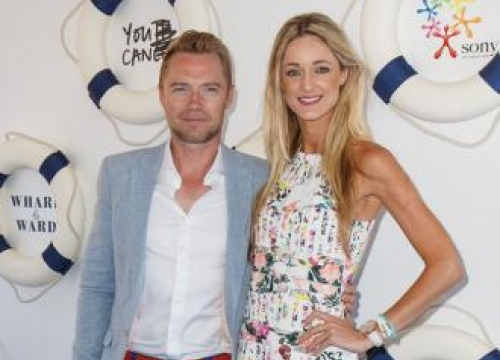 Ronan Keating Cried At His Wedding