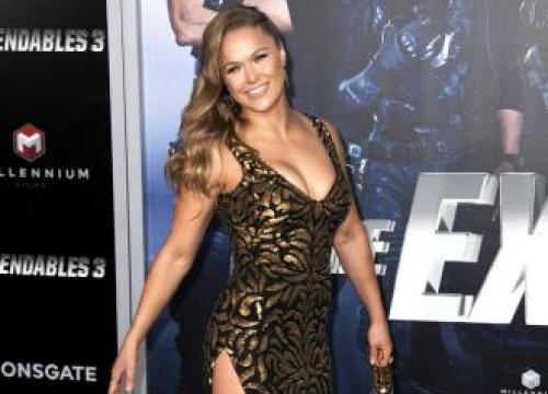 Ronda Rousey Engaged To Travis Browne