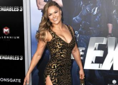 Ronda Rousey Says 'Yes' To Marina Date