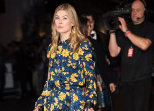 Rosamund Pike Felt 'Inspired' By A Private War