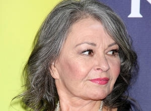 Roseanne Barr Reveals She's Losing Her Eyesight