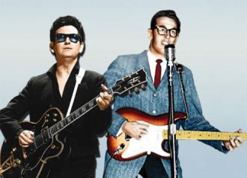 Roy Orbison And Buddy Holly Tour Together As Holograms