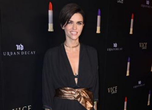Ruby Rose: Being Mean Doesn't Suit Me