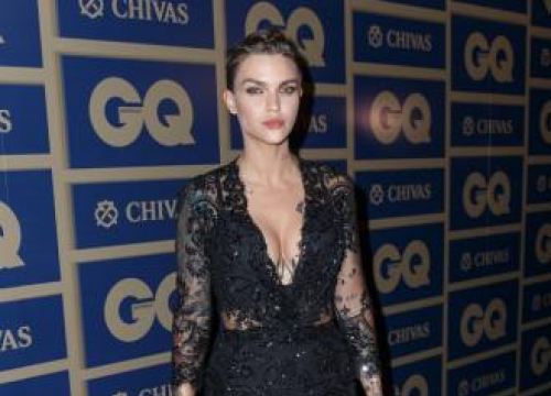 Ruby Rose Has Knuckle Tattoos Removed