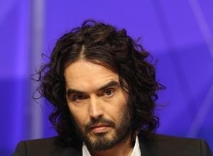 Russell Brand Backs Emma Thompson's Tax Protest
