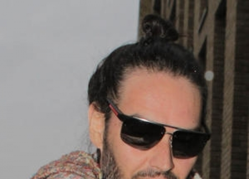 Russell Brand & Nicolas Cage Teaming Up For Bin Laden Comedy