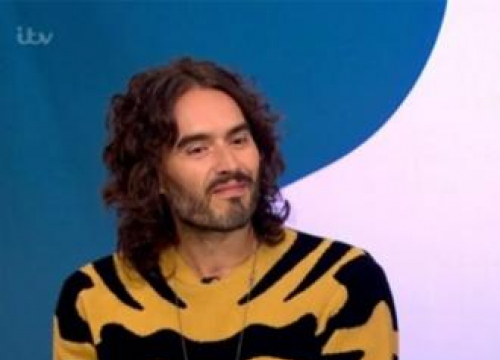 Russell Brand Gives Katie Price Advice To Help Sex Addict Husband