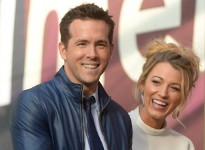 Ryan Reynolds Shares First Picture Of Daughter James