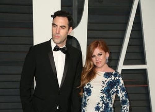 Sacha Baron Cohen And Isla Fisher Welcome Third Child - Report