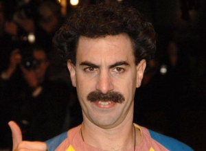 Sacha Baron Cohen Resurrects Borat In Time For American Mid-term Elections