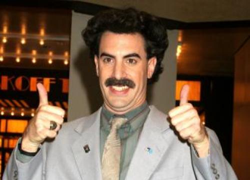 Working Title Of Borat Sequel Revealed
