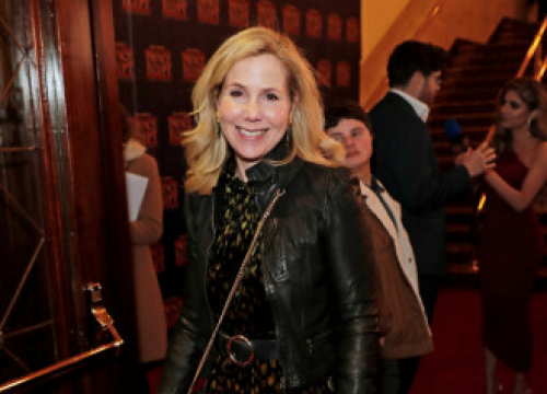 Sally Phillips Lover The 'natural Banter' In Off The Rails