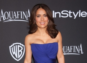 Salma Hayek Says Curvy Figure Hindered Her Finding Hollywood Roles: ''I Was Always Borderline Chubby''
