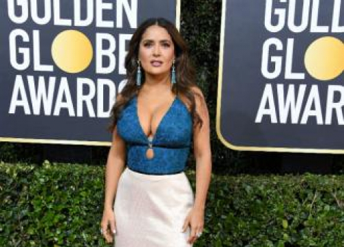 Salma Hayek Delighted To Finally Play A Superhero In The Eternals