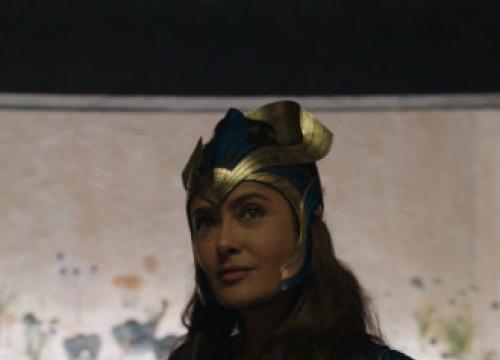 Salma Hayek: It's Very Humbling Landing A Superhero Role In My 50s