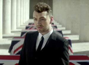 Sam Smith - Writing's On The Wall Video